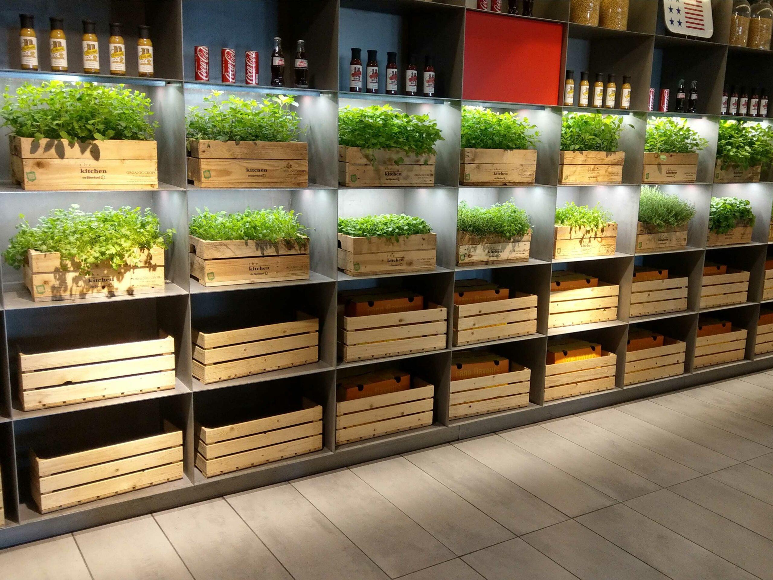 bijenkorf amsterdam herbs