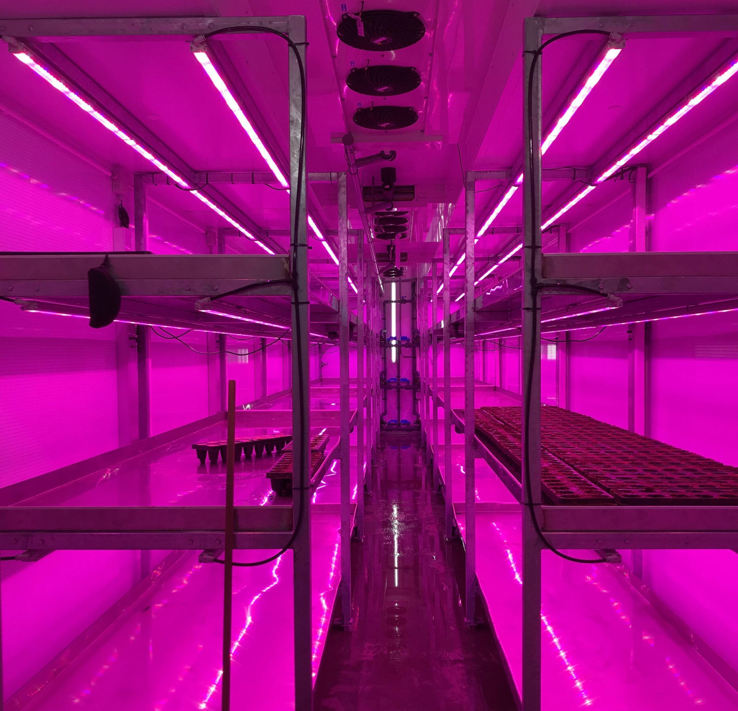 PFL-WCIII indoor farming